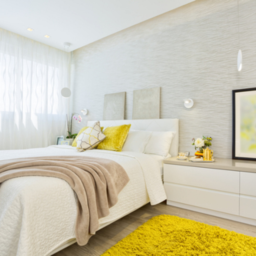 5 ideas for a luxurious master bedroom